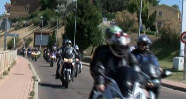 Tres conductores denunciados en la campaña de ciclomotor y motocicleta