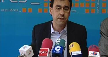 Maillo opta a la reeleción de la presidencia del PP de Zamora