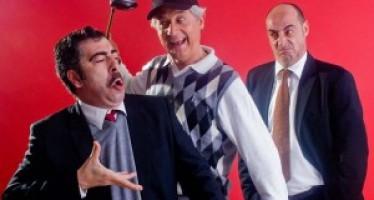 """""""La Cena De Los Idiotas"""" Sábado 16 de junio a las 20:00 y 22:30 horas en el Teatro Reina Sofia de Benavente"""