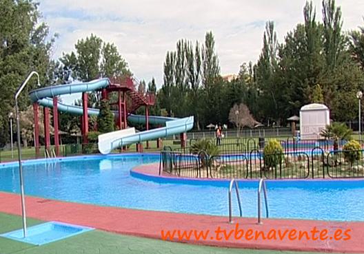 Apertura de las piscina municipales de benavente y precios for Piscinas benavente