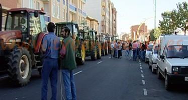 Tráfico vigilará del 18 al 24 de junio los vehículos agrícolas