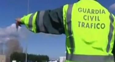 """LA GUARDIA CIVIL DETIENE AL AUTOR DE DOS ROBOS POR EL PROCEDIMIENTO DEL """"TIRÓN"""""""