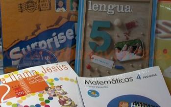 La Junta de Castilla y León convoca las ayudas para la compra de libros de texto del próximo curso