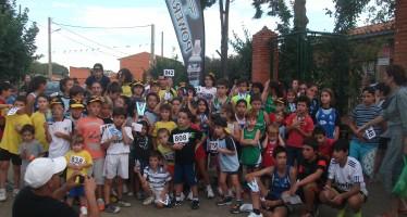 CLAUSURA TEMPORADA JUEGOS ESCOLARES 2012-13 CLUB BENAVENTE ATLETISMO