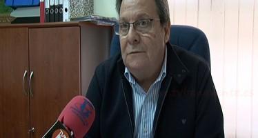 JOSE ANTONIO DE DIOS ANUNCIA UNA SUBIDA EN LAS TASAS DE UN 3%