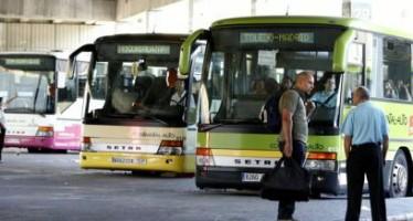 DESCIENDE EL NÚMERO DE USUARIOS DE TRANSPORTE URBANO EN EL MES DE AGOSTO EN CASTILLA Y LEÓN