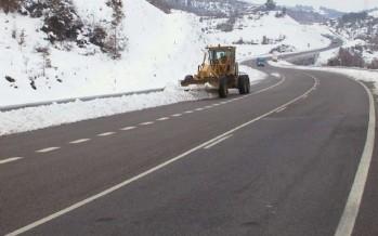 La delegación del Gobierno activa la fase de alerta por nevadas en Zamora