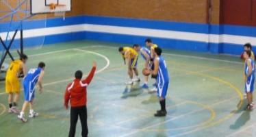 Crónica C.D. Baloncesto La Veguilla