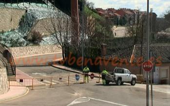 La Diputación va a arreglar y ceder a Benavente la carretera del Caracol