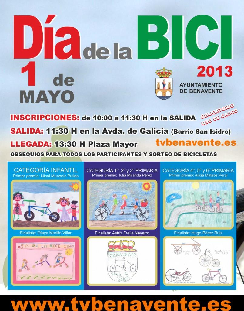 Dia de la bici - Cartel 2013