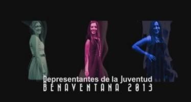VIDEO: REPRESENTANTES DE LA JUVENTUD DE BENAVENTE 2013