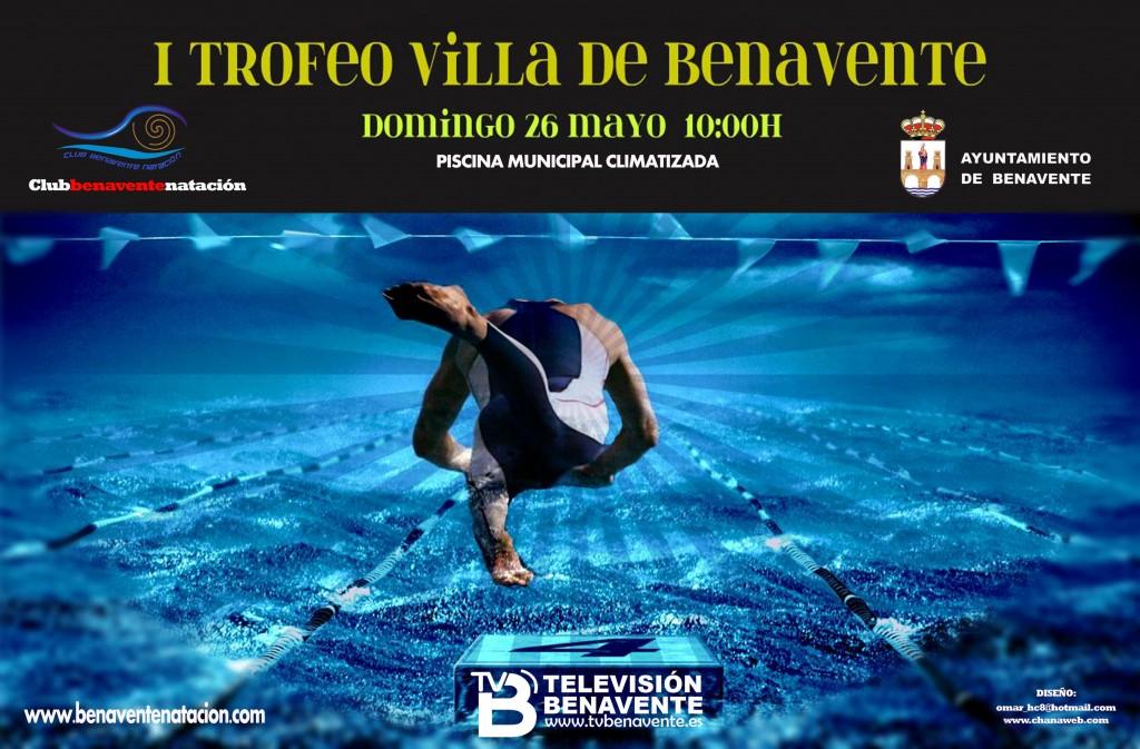 I trofeo villa de benavente de nataci n televisi n benavente for Piscinas benavente