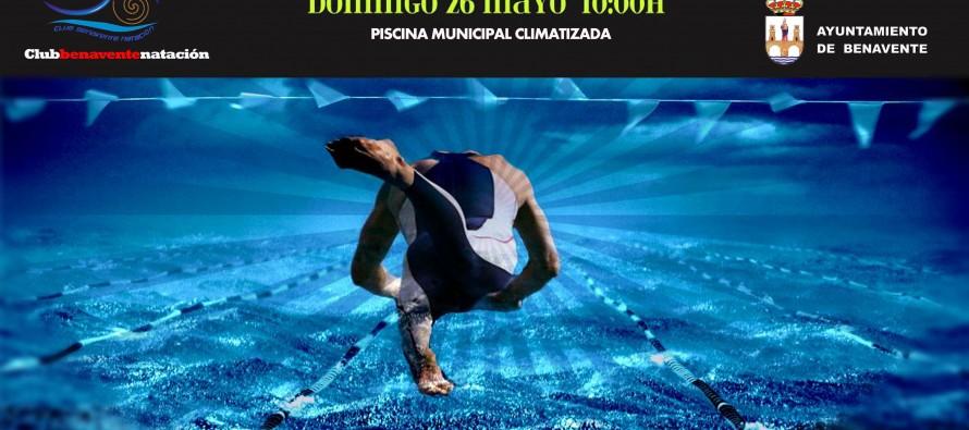 I trofeo villa de benavente de nataci n televisi n benavente for Piscina municipal avila
