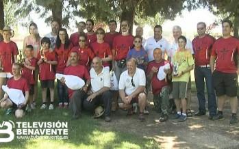 LOS ARQUEROS DE BENAVENTE LOGRAN EL PRIMER PUESTO DE 3 DE LAS 4 CATEGORÍAS