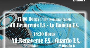 I Trofeo Ferias de Fútbol Sala organizado por el Club Atlético Benavente