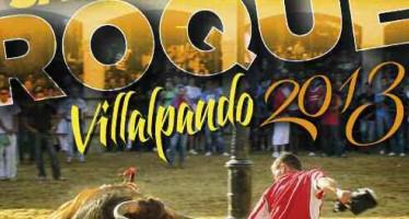 PROGRAMA DE FIESTAS SAN ROQUE 2013 · VILLAPANDO