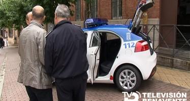 LA POLICÍA LOCAL DE BENAVENTE ESTRENA VEHÍCULO