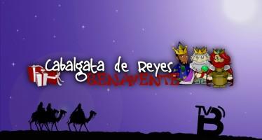 CABALGATA DE REYES 2014 EN BENAVENTE