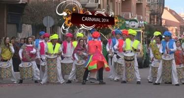 VIDEO: DESFILE INFANTIL DE CARNAVAL 2014 EN BENAVENTE