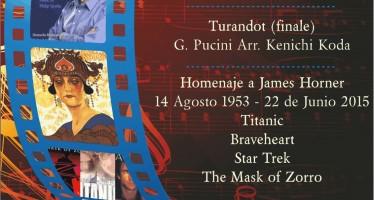 Gran éxito en el concierto en honor a Santa Cecilia de la Banda de música maestro lupi de Benavente