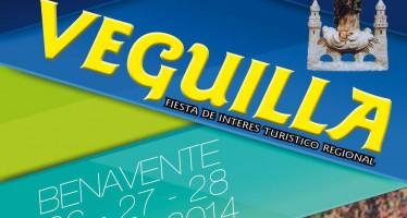 PROGRAMA OFICIAL DE LAS FIESTAS DE LA VEGUILLA 2014