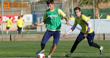 Diego Jiménez sigue contando para Marcelino, pero el filial es su equipo.