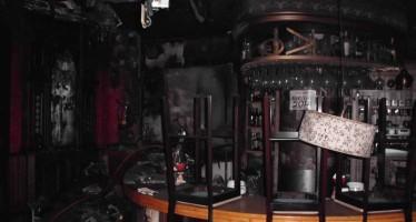 Un cortocircuito provoca un incendio en el Pub Epoka de Benavente