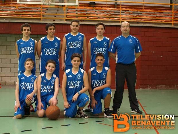 juvenil baloncesto veguilla