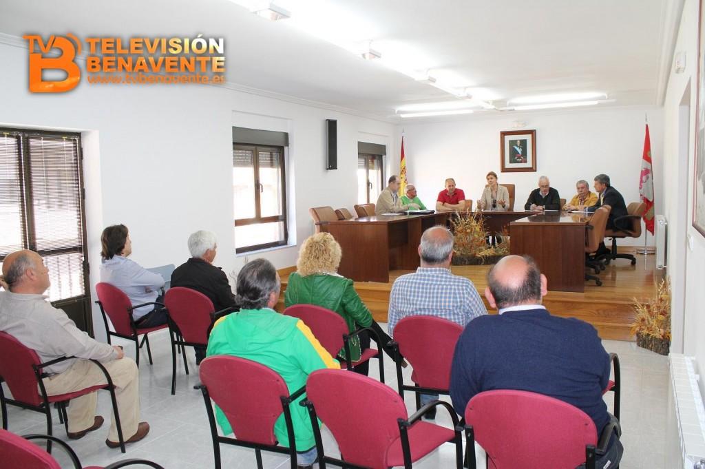 reunion alcaldes tera en camarzana