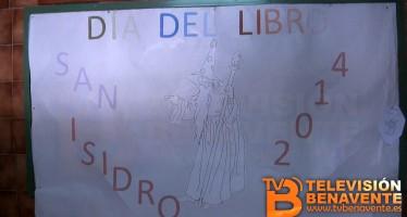 EL CEIP SAN ISIDRO CELEBRA EL DÍA DEL LIBRO