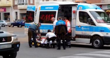 El 112 asiste a un hombre en la Avenida El Ferial de Benavente