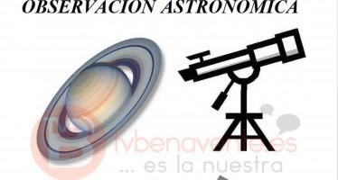 OBSERVACIÓN ASTRONÓMICA EN BENAVENTE