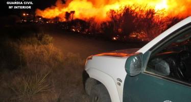 Recomendaciones básicas para evitar los incendios forestales