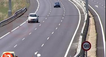 Más de 300 muertos en accidentes relacionados con el exceso de velocidad