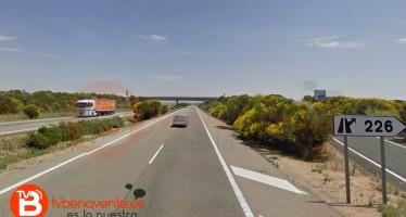FALLECE UN JOVEN MOTORISTA EN LA A6 A LA ALTURA DE VILLALPANDO