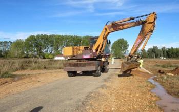 La Diputación saca a licitación la contratación de caminos rurales asfaltados