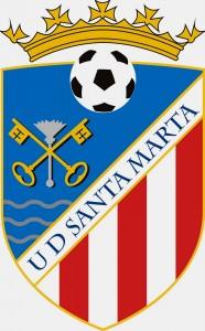 escudo u.d santa marta