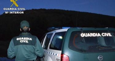 La Guardia Civil de Zamora realiza dos auxilios en el final e inicio del año