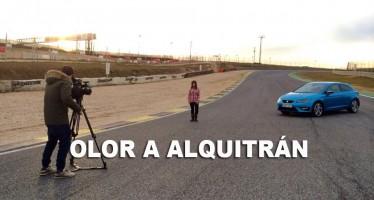 Marta Ariza protagonista en puntatacon.tv.