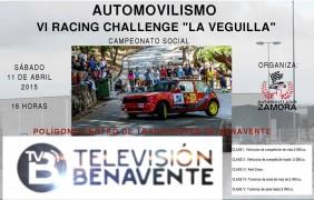 VI RACING CHALLENGE EN LAS FIESTAS DE LA VEGUILLA