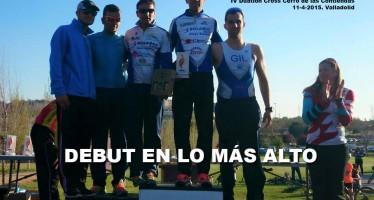 Buen debut del nuevo equipo de Triatlón de Benavente