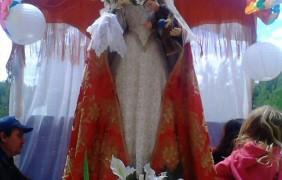 Fotografías de las actividades y Romería de la Virgen de la Cantimbriana 2015 de Fuentes de Ropel