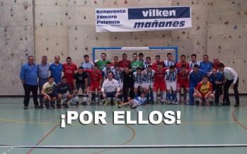 La Segunda B del fútbol sala abrió sus puertas al Vilken-Mañanes