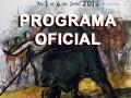 PROGRAMA OFICIAL – FIESTAS DEL TORO ENMAROMADO 2015 BENAVENTE
