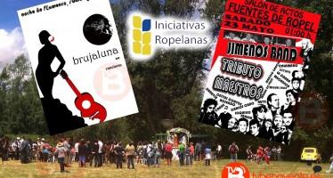 Iniciativas Ropelanas organiza una fiesta el día 23 de Mayo