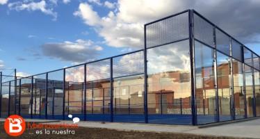 San Cristóbal de Entreviñas estrena instalaciones deportivas