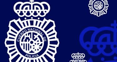 La policía nacional detiene a un menor por robo con violencia o intimidación