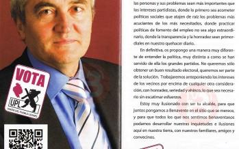 Programa electoral de UPL para Benavente