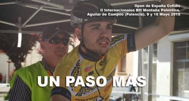 Lobato tendrá tiempo de recuperar pedalada tras el Open de España de Aguilar de Campoo