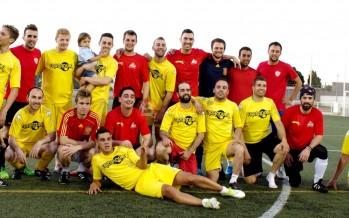 Resultado Final de la Liga Fútbol 7 Aficionados de Benavente